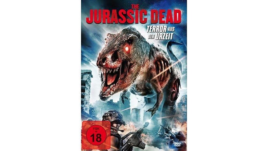 The Jurassic Dead Terror aus der Urzeit Uncut