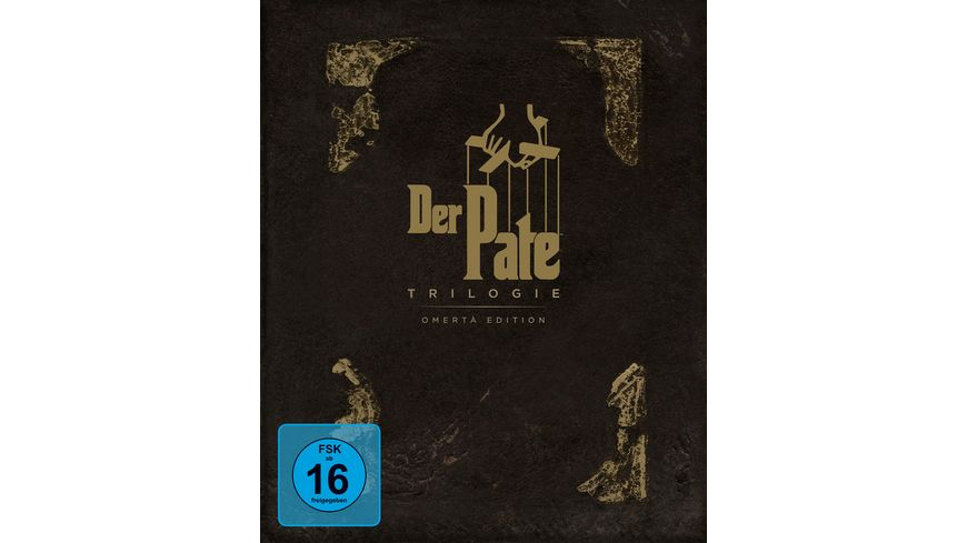 Der Pate I III Omerta Edition 3 BRs
