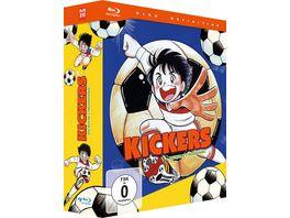 Kickers Gesamtausgabe Episode 01 26 OVA 4 BRs