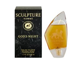 NIKOS Sculpture God s Night Eau de Toilette