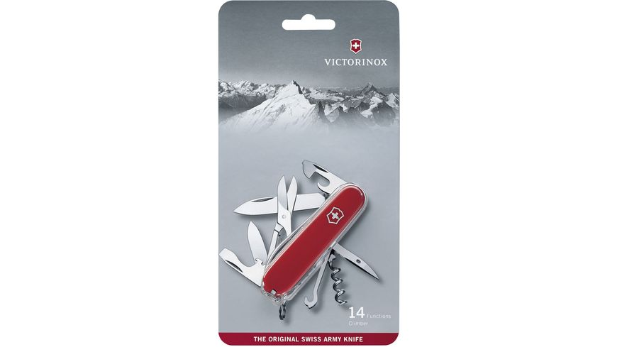 VICTORINOX Taschenmesser Climber