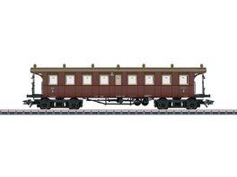 Maerklin 42133 Wuerttembergischer Reisezugwagen CCI