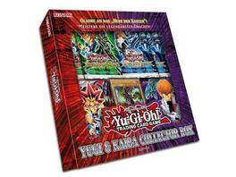 Yu Gi Oh Sammelkartenspiel Yugi Kaiba Collector Box