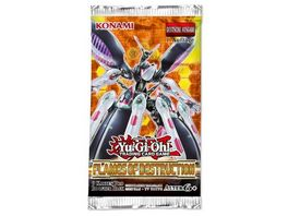 Yu Gi Oh Sammelkartenspiel Flames of Destruction Booster