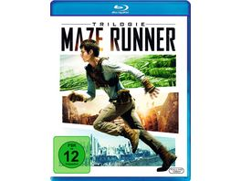 Maze Runner Trilogie 3 BRs