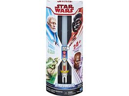 Hasbro Star Wars Meister der Macht Lichtschwert