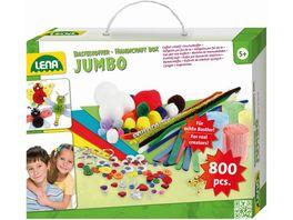 Lena Bastelkoffer Jumbo 800 Teile