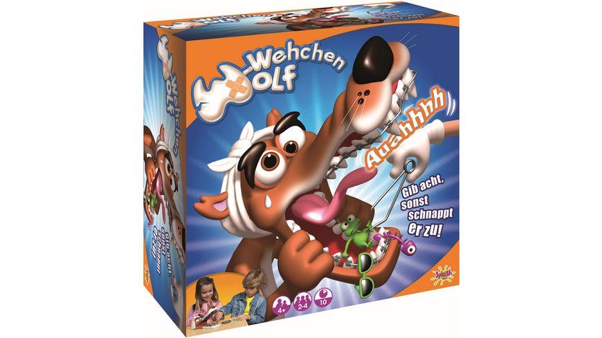 Splash Toys W Wehchen Wolf