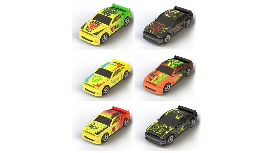 Splash Toys Fast Crash Car sortiert