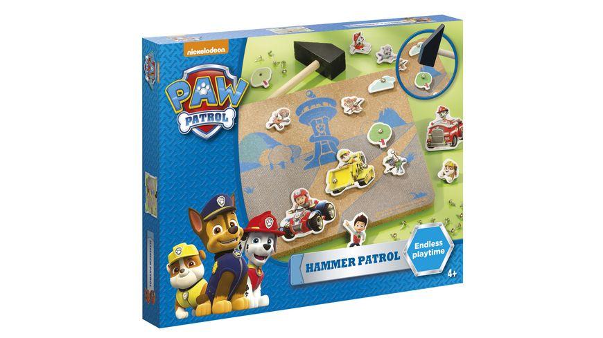 TM ESSENTIALS Paw Patrol Hammer Patrol