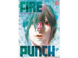 Manga Fire Punch Band 2
