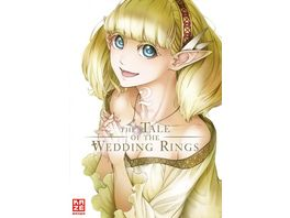 Manga The Tale of the Wedding Rings Band 2
