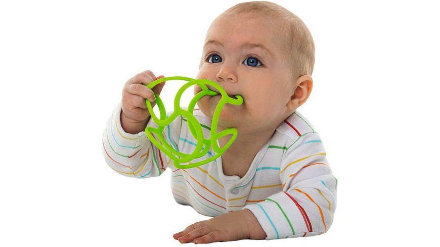 Ravensburger ministeps baliba Babys Lieblingsball gruen
