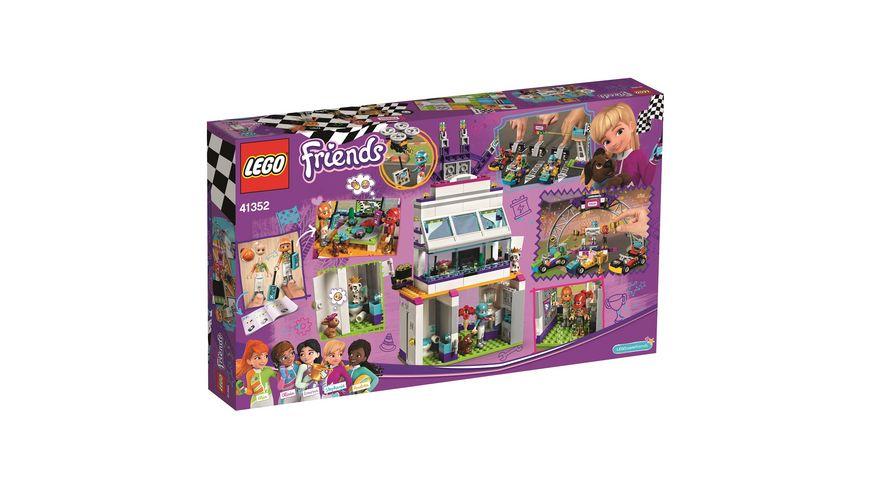 LEGO Friends 41352 Das grosse Rennen