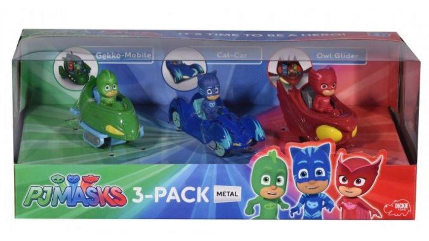 Dickie PJ Masks 3 PACK