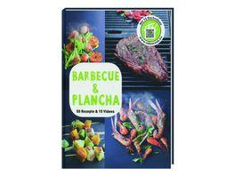 Barbecue Plancha 05 18 mit 15 Kochvideos