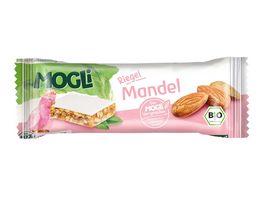 MOGLi Bio Riegel Mandel