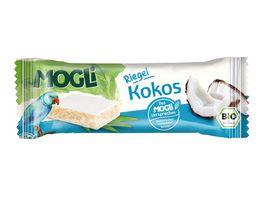 MOGLi Bio Riegel Kokos