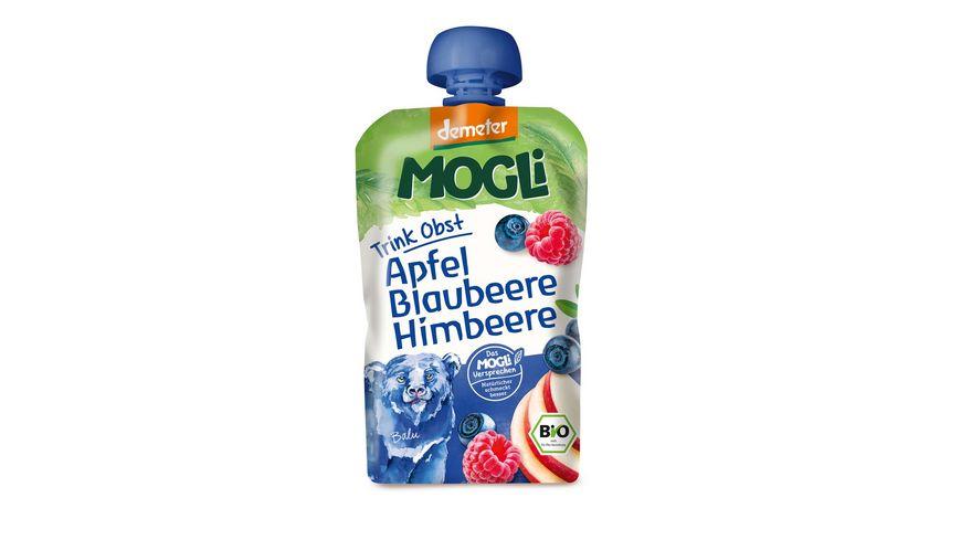 MOGLi Trink Obst Blaubeere