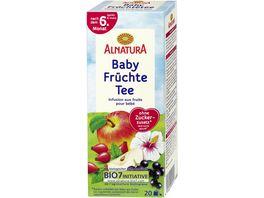 Alnatura Kinder Fruechte Tee 20 Beutel