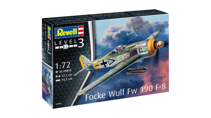 Revell 03898 Focke Wulf Fw190 F 8