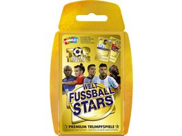 Winning Moves Top Trumps Weltfussballstars