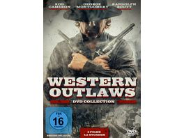 Western Outlaws DVD Collection