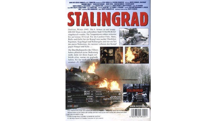 Stalingrad Bis zum letzten Mann