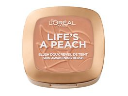 L OREAL PARIS Rouge Life s a Peach Blush