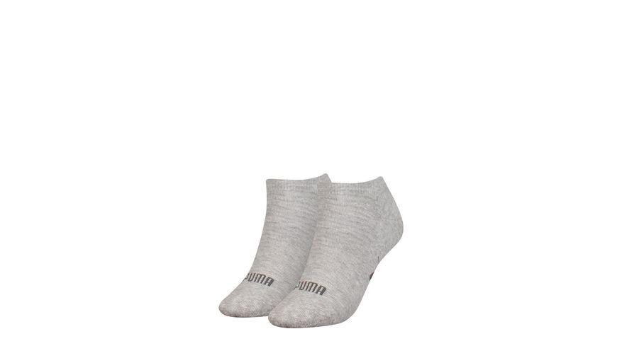 PUMA Damen Sneaker Socken 2er Pack