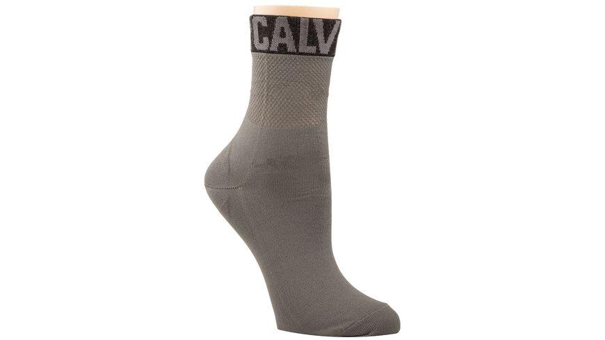 Calvin Klein Damen Socken CK Logo