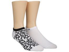 Calvin Klein Herren Sneakersocken 2er Pack