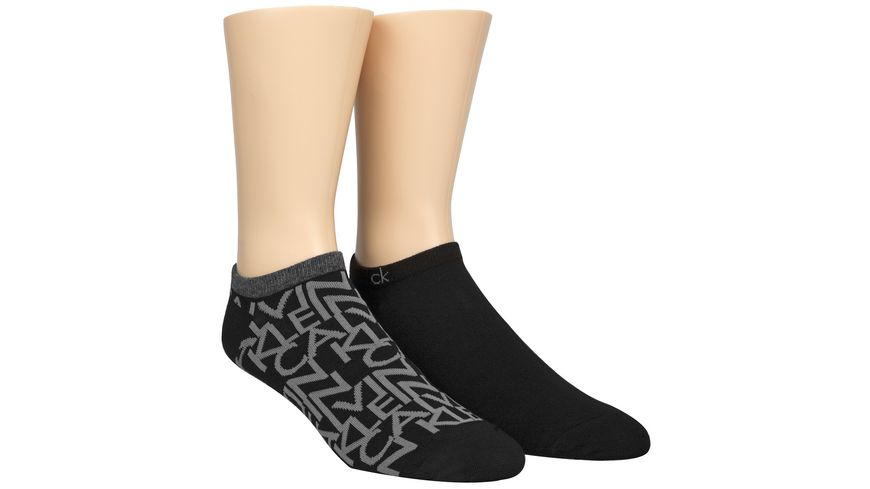 Calvin Klein Herren Sneaker Socken Deangelo 2er Pack