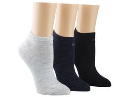 Calvin Klein Damen Sneakersocken 3er Pack