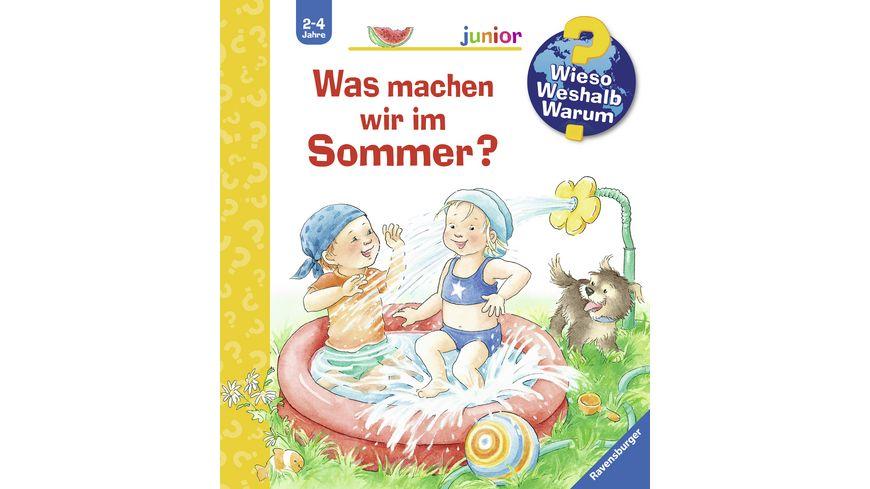 Ravensburger Was machen wir im Sommer