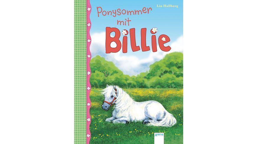 Ponysommer mit Billie 5