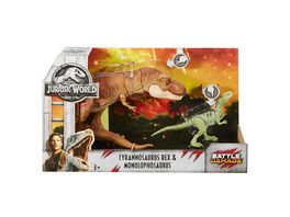 Mattel Jurassic World T Rex Bundle