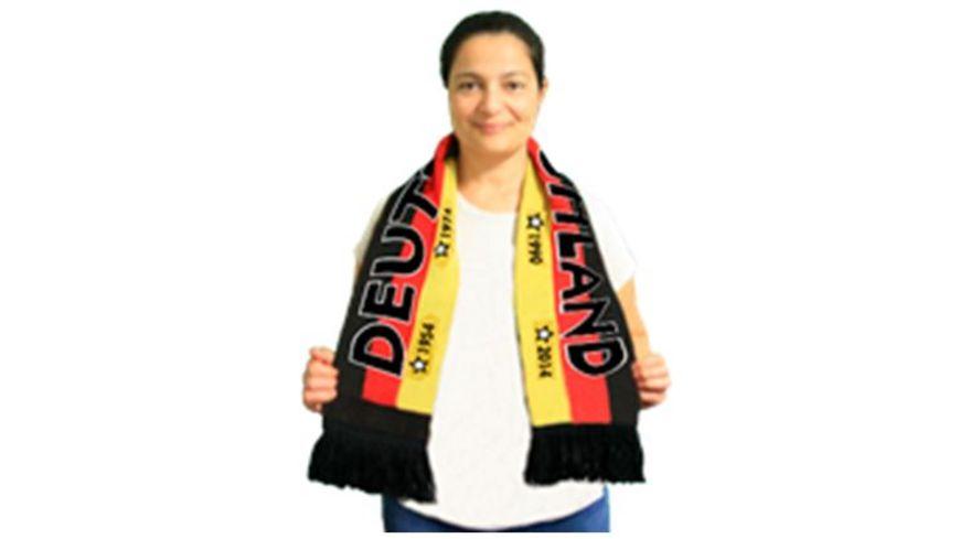 Deutschland Schal