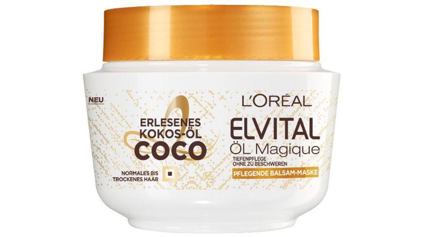 L OREAL PARIS ELVITAL Intensivmaske Oel Magique Coco
