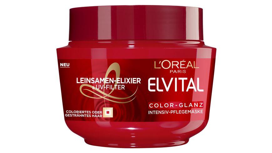 L Oreal Paris Color Glanz Intensivkur