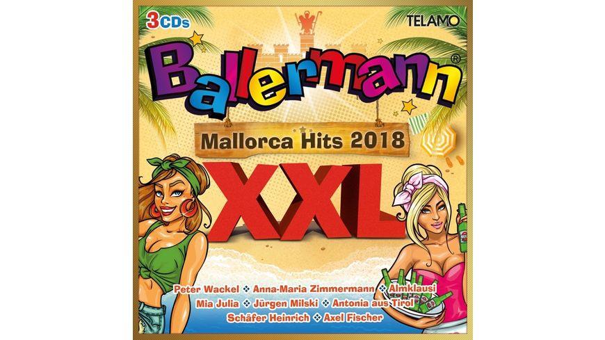 Ballermann XXL Mallorca Hits 2018