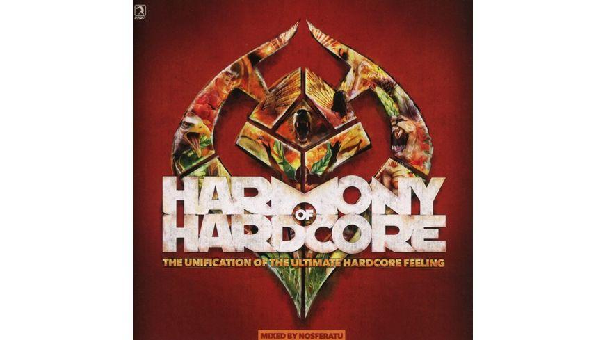Harmony Of Hardcore 2018
