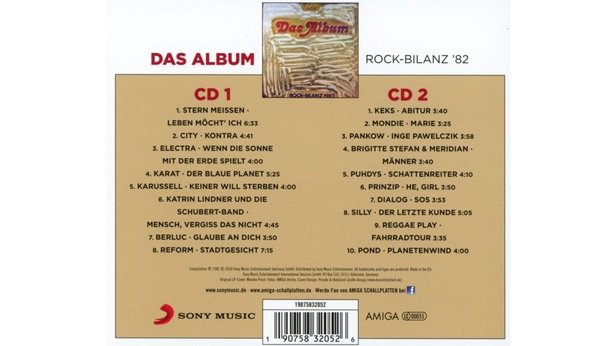Rock Bilanz 1982