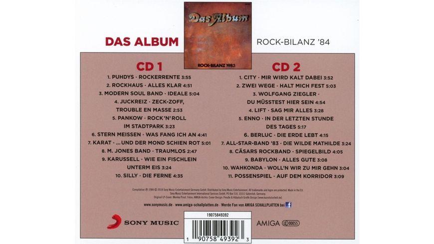 Rock Bilanz 1984