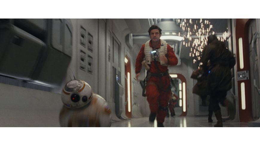 Star Wars Episode VIII Die letzten Jedi Blu ray 2D Bonus Blu ray