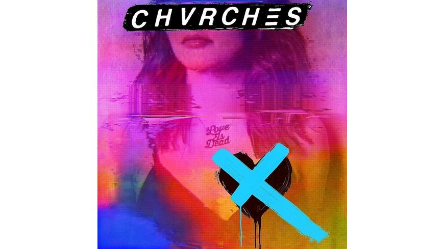 Love Is Dead Ltd Clear Vinyl Inkl MP3 Code