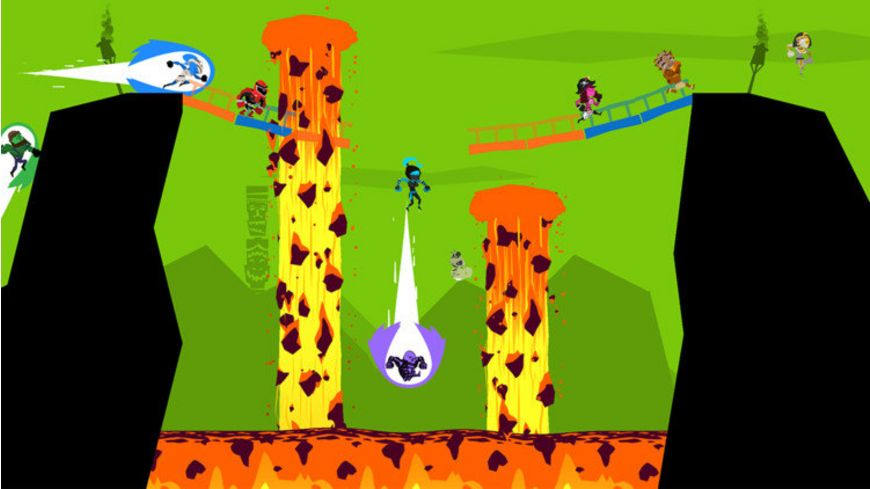 Runbow Deluxe Edition