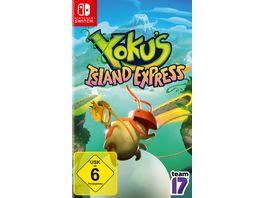 Yoku s Island Express
