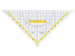 ARISTO TZ Dreieck mit abnehmbaren Griff 22 5cm