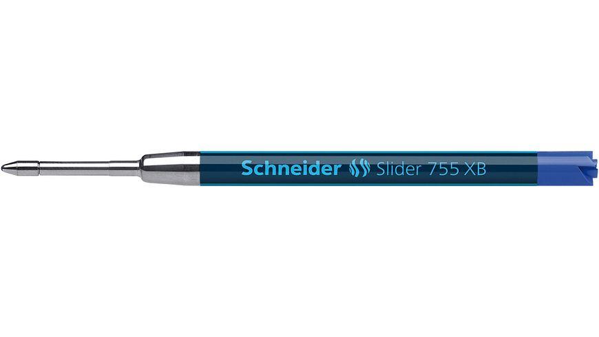 Schneider Kugelschreibermine Slider 755 XB blau